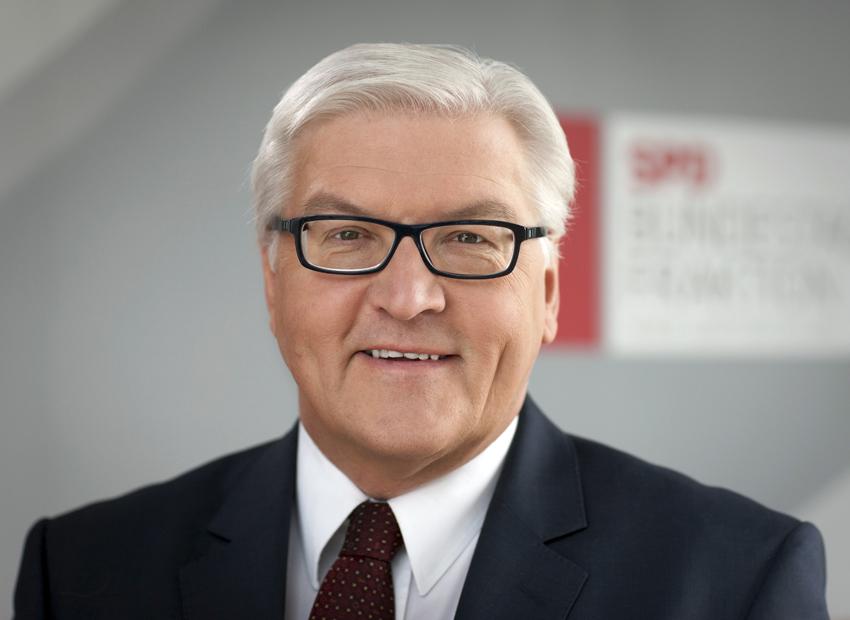 Frank-Walter Steinmeier , Copyright: Thomas Koehler/ photothek.net